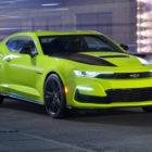 Chevrolet Camaro SS Shock (2019, sixth generation, SEMA 2018) photos