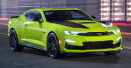 2019 Chevrolet Camaro SS: New front grille rushed to production, not ugly