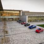 Jaguar Land Rover factory (Nitra, Slovakia, 2018 opening) photos