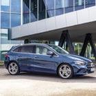 2019 Mercedes-Benz B-Class: Practical mini-minivan isn't for the USA