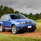 BMW X5 4.6is (2001-2003, E53, first generation, USA) photos