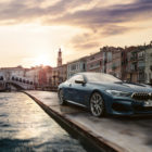 BMW 8-Series coupe ad shoot, Venice (2019, G15, second generation) photos