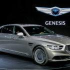 Genesis G90 (2019 facelift, first generation, South Korea) photos