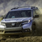 Honda Passport (2019, third generation) photos