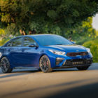 2020 Kia Forte GT: 201hp warm sedan to top compact sedan range
