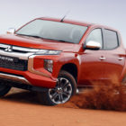 Mitsubishi Triton (2019 facelift, fifth generation) photos