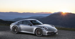 2020 Porsche 911 Carrera S: Now standard with wider Turbo body