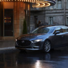 Mazda 3 sedan (2020, fourth generation) photos