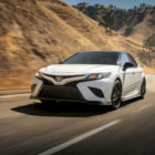 Toyota Camry TRD (2020, XV70, eighth generation, USA) photos