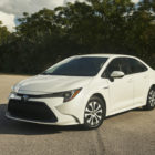 2020 Toyota Corolla Hybrid: A Prius that's not ugly