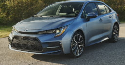2020 Toyota Corolla sedan: 169hp 2L engine only for SE, XSE