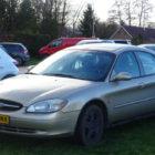 Ford Taurus (2000-2003, D186, fourth generation) photos