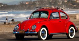 1967 Volkswagen Beetle: Kathleen Brooks' daily driver restored by VW
