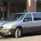 Pontiac Montana (1997-2004, first generation, on the street) photos
