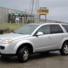Saturn Vue (2006-2007 facelift, first generation, on the street) photos