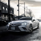 Toyota Camry WS Hybrid (2018, XV70, eighth generation, JDM) photos