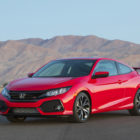 Honda Civic Si coupe (2019 facelift, 10th generation, USA) photos