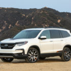 Honda Pilot Elite (2019 facelift, third generation, USA) photos