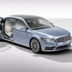 Lincoln Continental 80th Anniversary Coach Door Edition (2019) photos