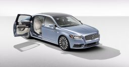 2021 Lincoln Continental Coach Door Edition confirmed, 2020 car sold out