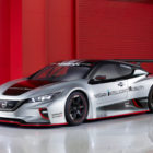 2019 Nissan Leaf Nismo RC: Double the power, twice the looks