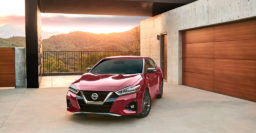 2019 Nissan Maxima facelift: More aggressive looks for 4-door sports sedan