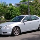 Cadillac BLS sedan (2005-2010, first generation, on the street) photos