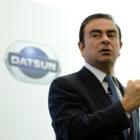 Carlos Ghosn (1999-2018, former Nissan chairman, CEO) photos