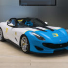Ferrari SP3JC (2018, F12 TdF, one off) photos