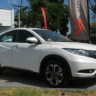 Honda HR-V (2015-, second generation, on the street) photos