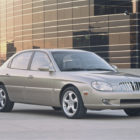 Hyundai Avatar concept (1998, EF, fourth generation Sonata) photos