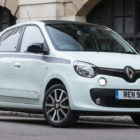 Renault Twingo Iconic (2017, III, third generation, UK) photos