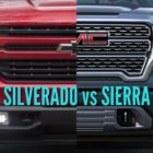 2019 Chevrolet Silverado vs GMC Sierra: Sibling differences compared