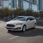 Ford Mondeo Hybrid hatch & wagon (2019 facelift, Mark V, EU) photos