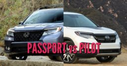 2019 Honda Passport vs Pilot: Sibling differences compared side by side