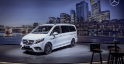 2019 Mercedes-Benz V-Class facelift: New bumpers, and diesel engine