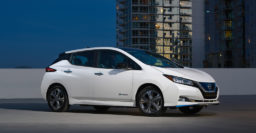 2019 Nissan Leaf E-Plus / Plus Series: More power, 226mi / 364km range