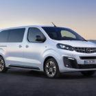 Opel Zafira Life (2019, first generation) photos