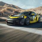 Porsche 718 Cayman GT4 Clubsport (2019, Type 982) photos