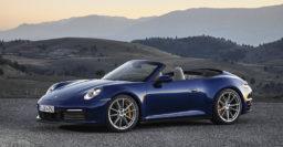 2019 Porsche 911 Cabriolet: An evolution with sexy hips, new platform