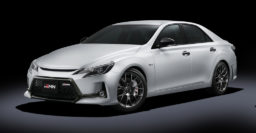 2019 Toyota Mark X GRMN is a JDM only RWD sports sedan