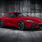 Toyota Supra GR (2019, A90, fifth generation, EU) photos
