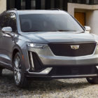 Cadillac XT6 Sport (2020, first generation) photos