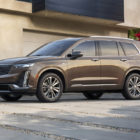 Cadillac XT6 Luxury (2020, first generation) photos