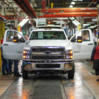 Chevrolet Silverado 4500HD/5500HD/6500HD production (2020, fourth generation) photos