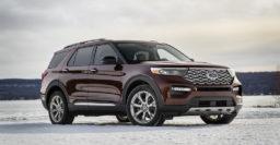 2020 Ford Explorer: Same looks, new RWD/AWD platform, bigger body