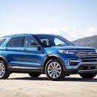 Ford Explorer Hybrid (2020, sixth generation) photos