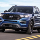 Ford Explorer ST (2020, sixth generation) photos
