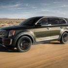 Kia Telluride (2020, first generation) photos