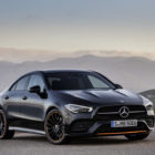 2020 Mercedes-Benz CLA: Longer, wider, more aero, better looking